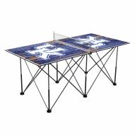 Kentucky Wildcats Pop Up 6' Ping Pong Table
