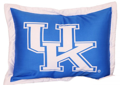 Kentucky Wildcats Printed Pillow Sham