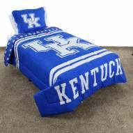 Kentucky Wildcats Reversible Comforter Set