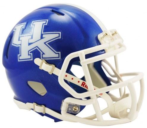 Kentucky Wildcats Riddell Speed Mini Collectible Football Helmet