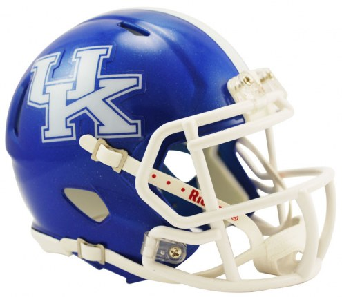 Kentucky Wildcats Riddell Speed Mini Collectible Football Helmet