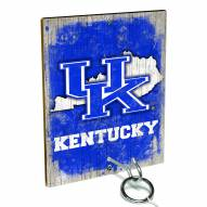 Kentucky Wildcats Ring Toss Game