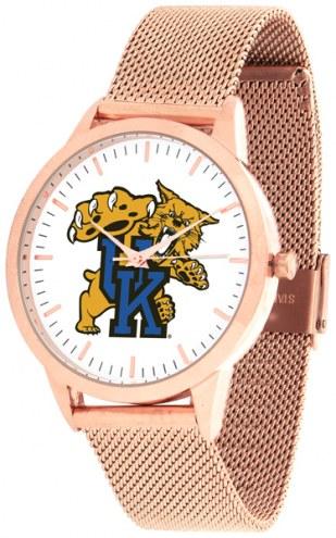Kentucky Wildcats Rose Mesh Statement Watch