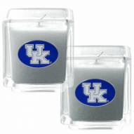 Kentucky Wildcats Scented Candle Set