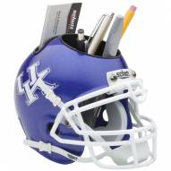 Kentucky Wildcats Schutt Football Helmet Desk Caddy