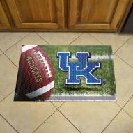 Kentucky Wildcats Scraper Door Mat