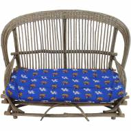 Kentucky Wildcats Settee Chair Cushion