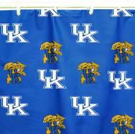 Kentucky Wildcats Shower Curtain