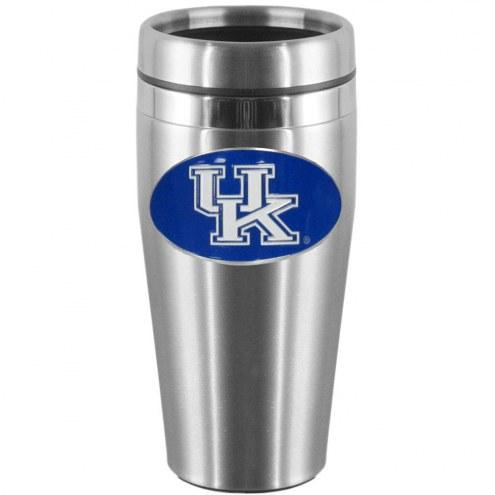 Kentucky Wildcats Steel Travel Mug