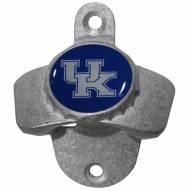 Kentucky Wildcats Wall Mounted Bottle Opener
