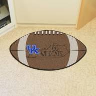 Kentucky Wildcats Southern Style Football Floor Mat