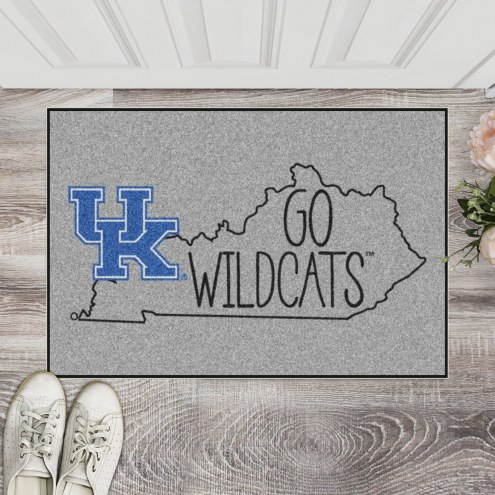Kentucky Wildcats Southern Style Starter Rug