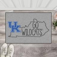 Kentucky Wildcats Southern Style Starter Rug