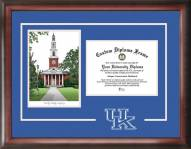 Kentucky Wildcats Spirit Graduate Diploma Frame