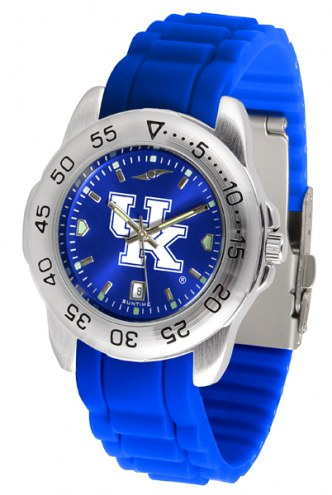 Kentucky Wildcats Sport Silicone Men's Watch