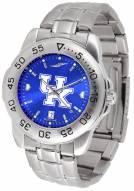 Kentucky Wildcats Sport Steel AnoChrome Men's Watch