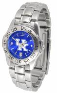 Kentucky Wildcats Sport Steel AnoChrome Women's Watch