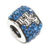 Kentucky Wildcats Sterling Silver Charm Bead