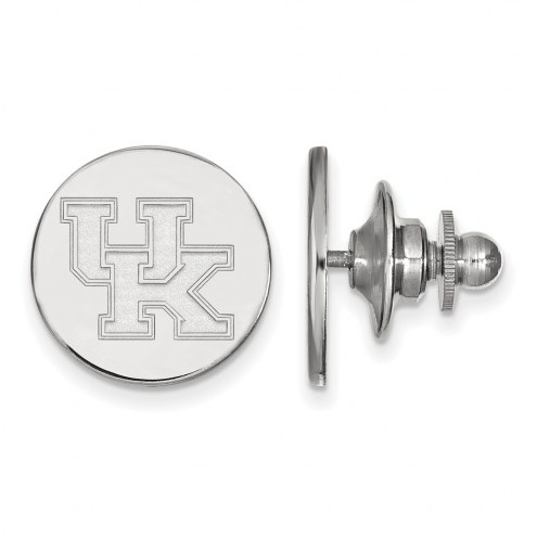 Kentucky Wildcats Sterling Silver Lapel Pin
