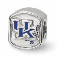Kentucky Wildcats Sterling Silver Team Bead