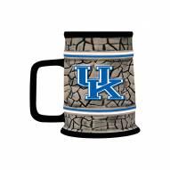 Kentucky Wildcats Stone Stein