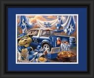 Kentucky Wildcats Tailgate Framed Print