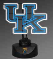 Kentucky Wildcats Team Logo Neon Lamp