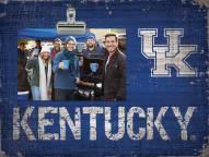 Kentucky Wildcats Team Name Clip Frame