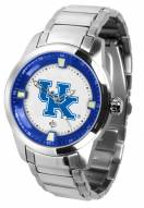 Kentucky Wildcats Titan Steel Men's Watch