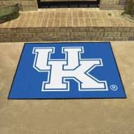 """Kentucky Wildcats """"UK"""" All-Star Mat"""