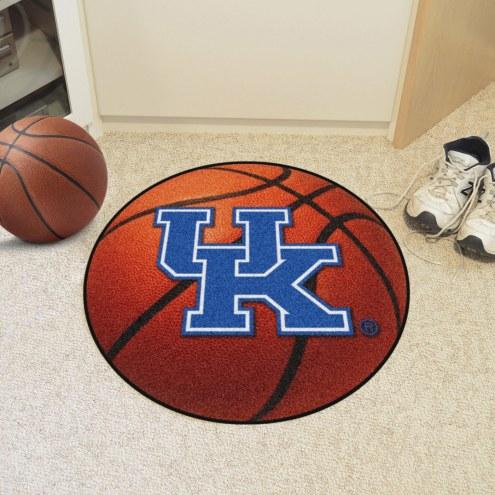 """Kentucky Wildcats """"UK"""" Basketball Mat"""