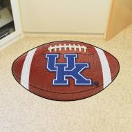 "Kentucky Wildcats ""UK"" Football Floor Mat"