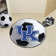 """Kentucky Wildcats """"UK"""" Soccer Ball Mat"""
