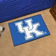 "Kentucky Wildcats ""UK"" Starter Rug"