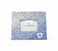 Kentucky Wildcats Watercolor Picture Frame
