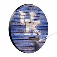 Kentucky Wildcats Weathered Design Hook & Ring Game