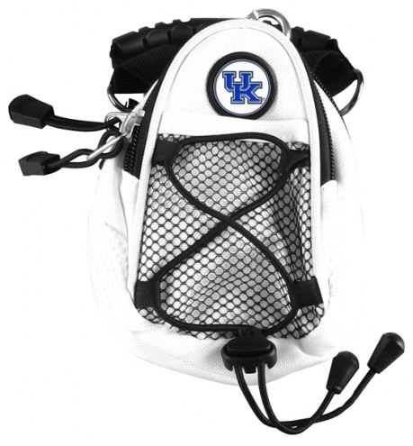 Kentucky Wildcats White Mini Day Pack