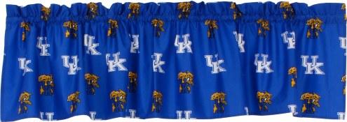 Kentucky Wildcats Window Valance