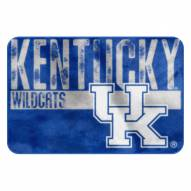 Kentucky Wildcats Worn Out Bath Mat