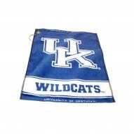 Kentucky Wildcats Woven Golf Towel
