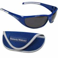 Kentucky Wildcats Wrap Sunglasses and Case Set