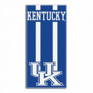 Kentucky Wildcats Zone Read Beach Towel