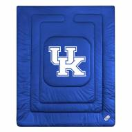 Kentucky Wildcats NCAA Twin Jersey Comforter