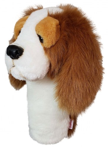 King Charles Spaniel Golf Driver Head Cover