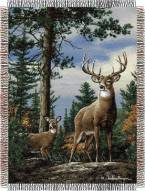 King Stag Throw Blanket
