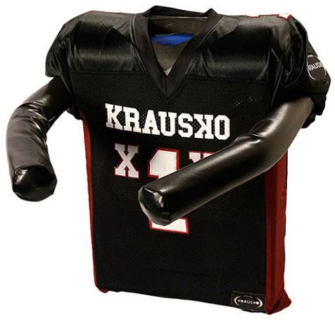 Krausko Colt Pro Football Blocking Pad with Arms