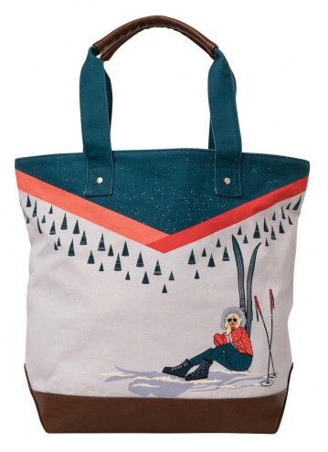Krimson Klover Valley Girl Tote