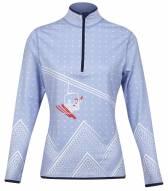 Krimson Klover Women's Adrenaline 1/4 Zip Base Layer Top