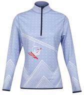 Krimson Klover Women's Adrenaline 1/4 Zip Base Layer Top