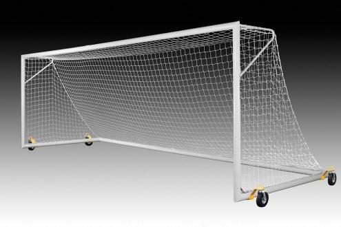 Kwik Goal 8' x 24' Fusion Soccer Goal with Swivel Wheels